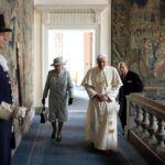 II. Erzsébet. XVI. Benedek pápa és Fülöp herceg