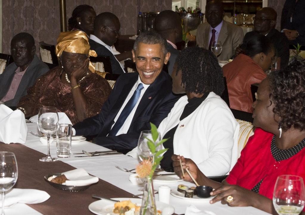 Barack Obama családja