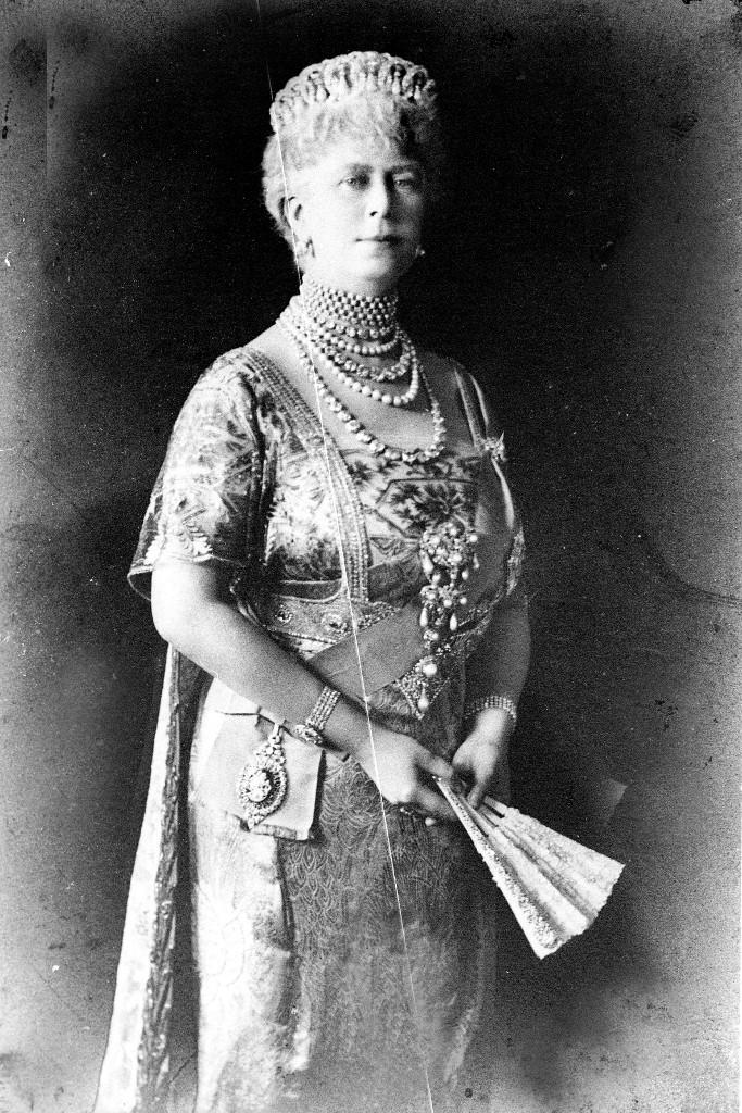 A brit Mária királyné