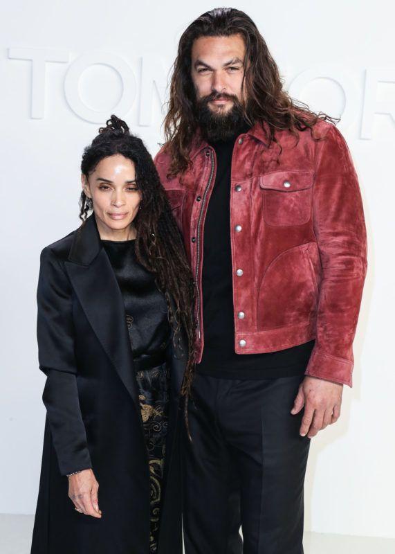 Lisa Bonet és Jason Momoa Tom