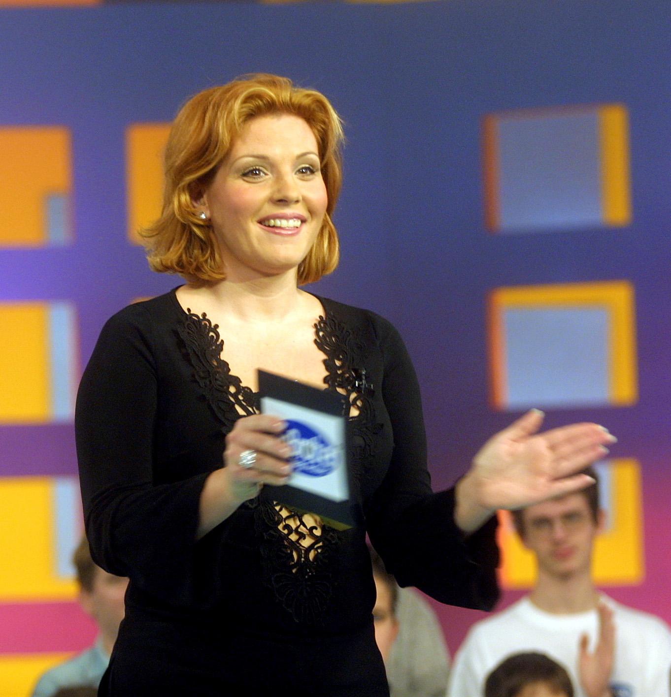 Claudia Show a tv2-n