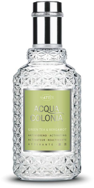 4711 - Acqua Colonia Tea Edition 2020 Green Tea & Bergamot Natural Spray
