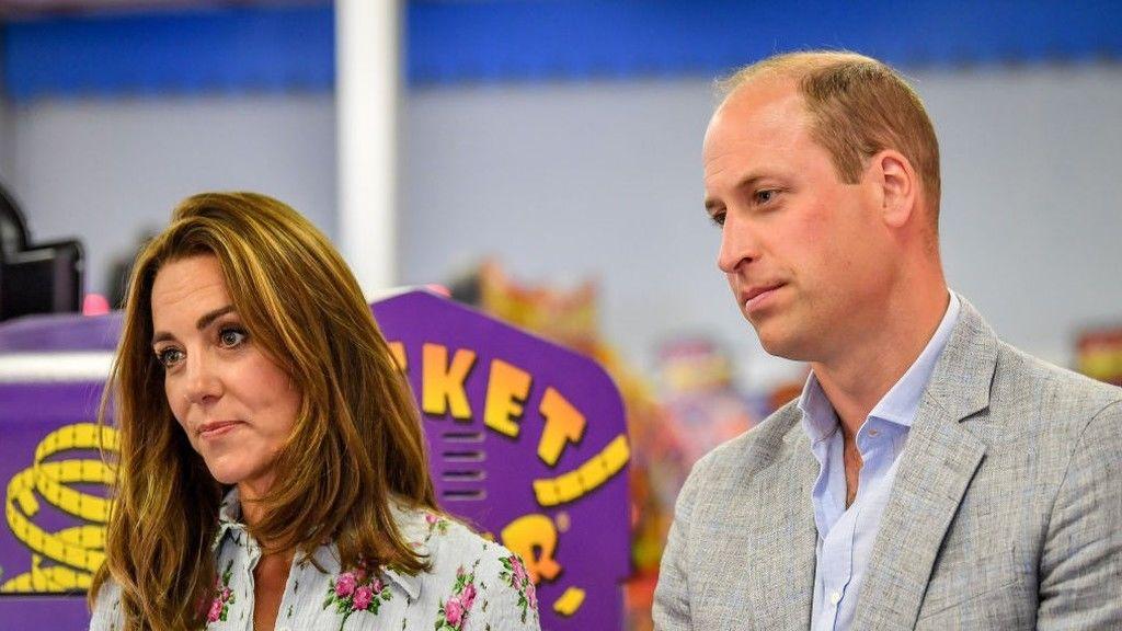 Katalin hercegné és Vilmos herceg otthona előtt holttestet találtak