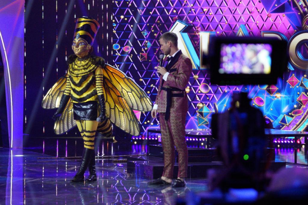 A Méhecske az Álarcos énekes második adásában