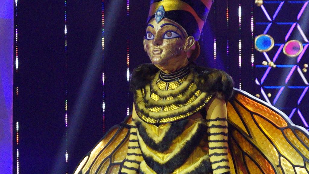 A Méhecske az Álarcos énekesben
