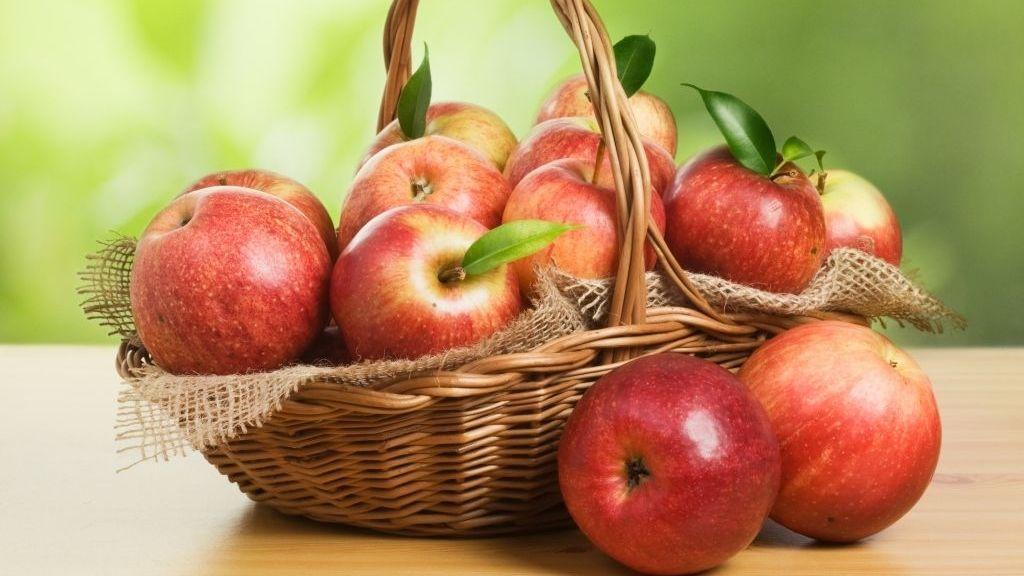 Egy kosár alma