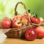 Süss almás sütit