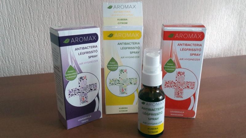 Aromax spray