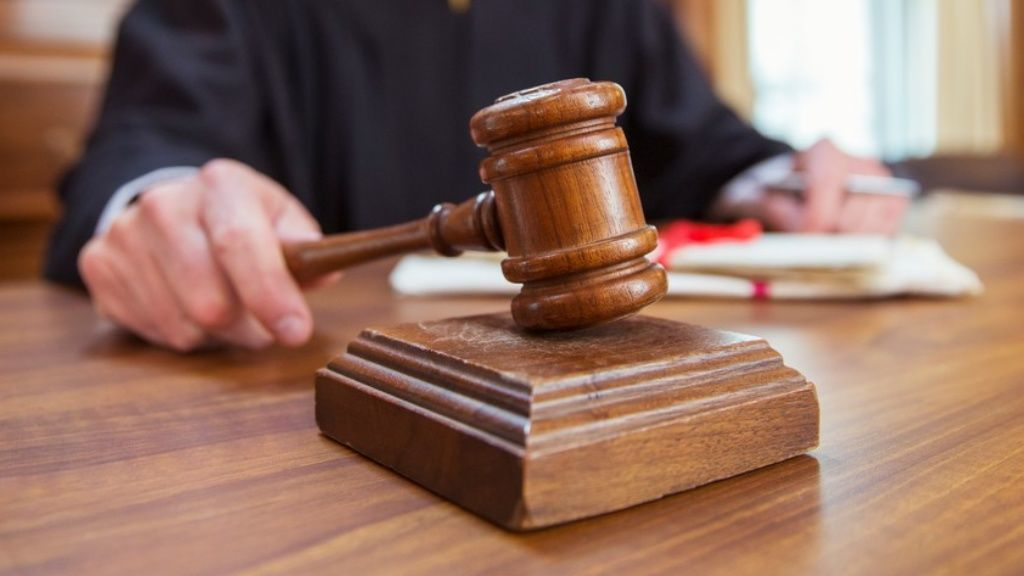 Bírósági ítélet