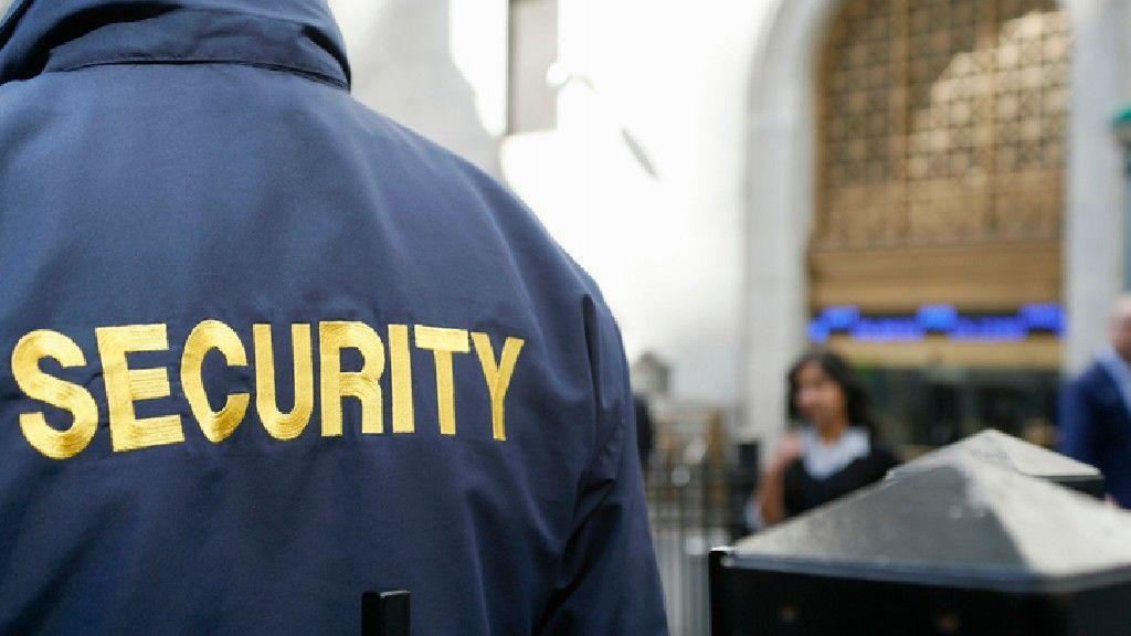 Biztonsági őr