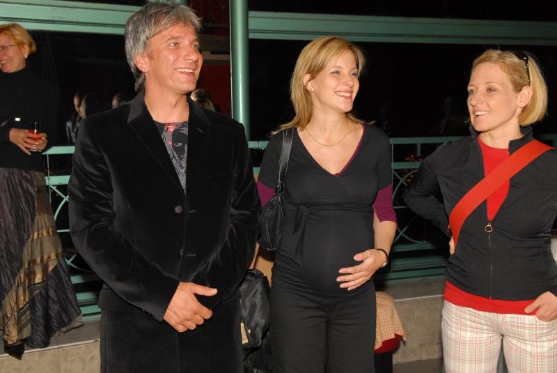 Gábor Bochkor y Andrea Váérkonyi en la primavera de 2007