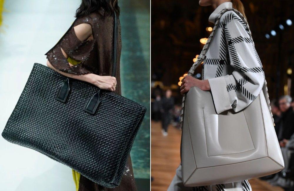 Oversize táskák