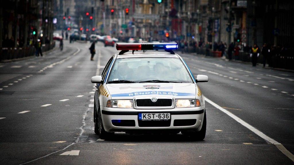Sok a koronavírusos magyar rendőr (fotó: Pixabay)