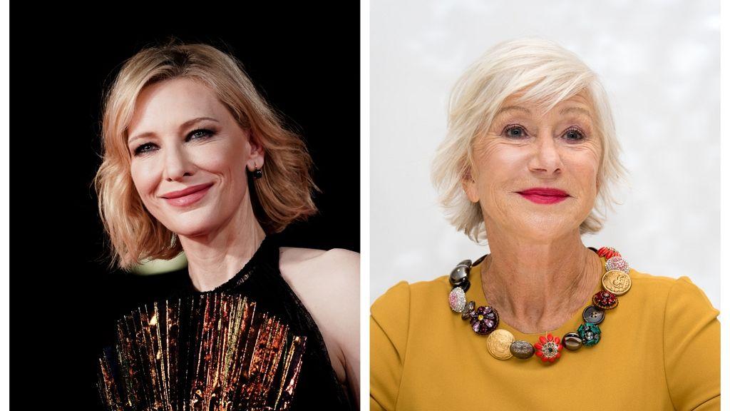 Cate Blanchett és Helen Mirren is az SZFE-vel van.