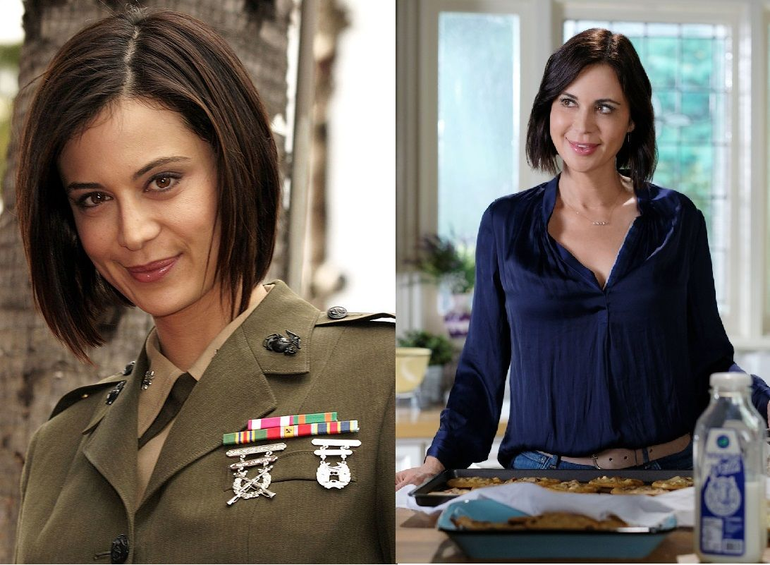 Catherine Bell, JAG,