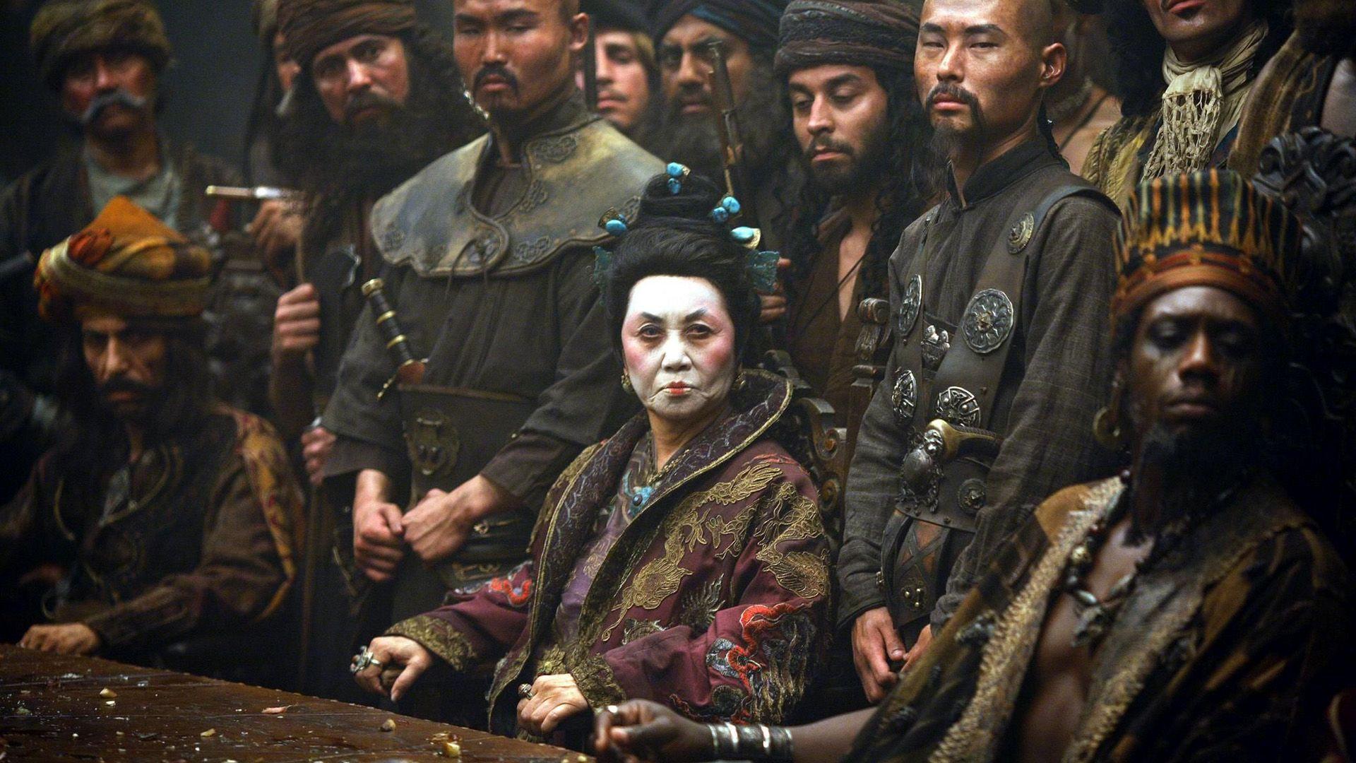 A Dél-kínai tenger legrettegettebb kalóza nő volt