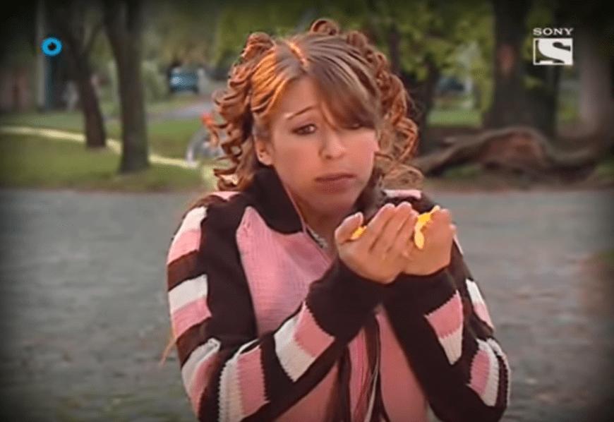 Florencia Bertotti a Csacska angyal sorozatban