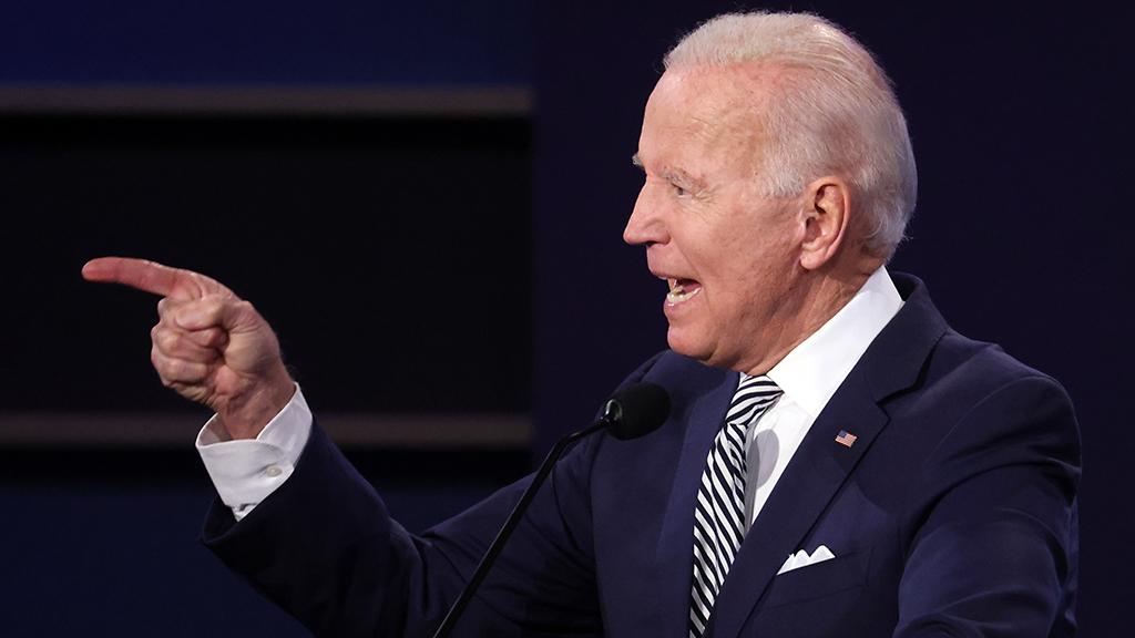 Joe Biden bohócnak nevezte Donald Trumpot a vita során