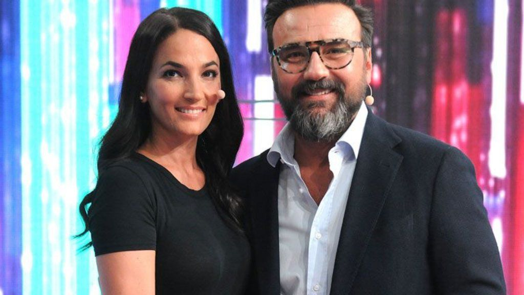 Gianni Annoni és Debreczeni Zita