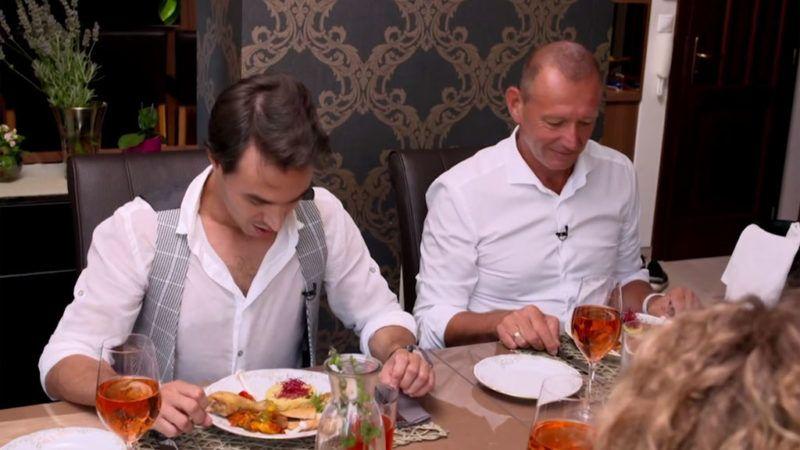 Demcsák Zsuzsa, Forrás: LifeTV / Vacsorakirály - videó