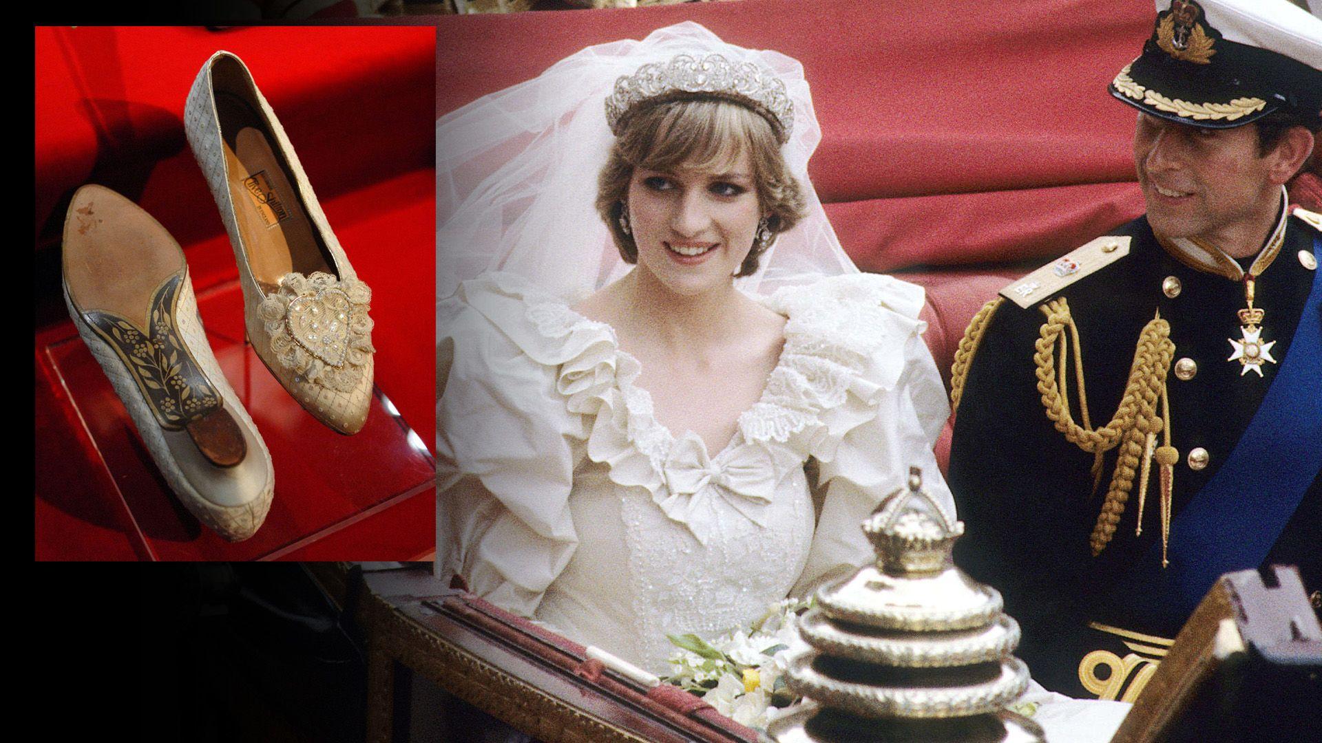 A 8 legstílusosabb királyi esküvői cipő