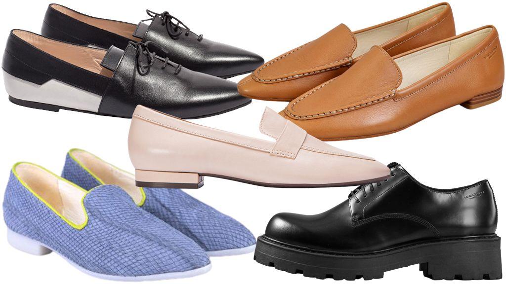 divatos lapos talpú cipők őszre