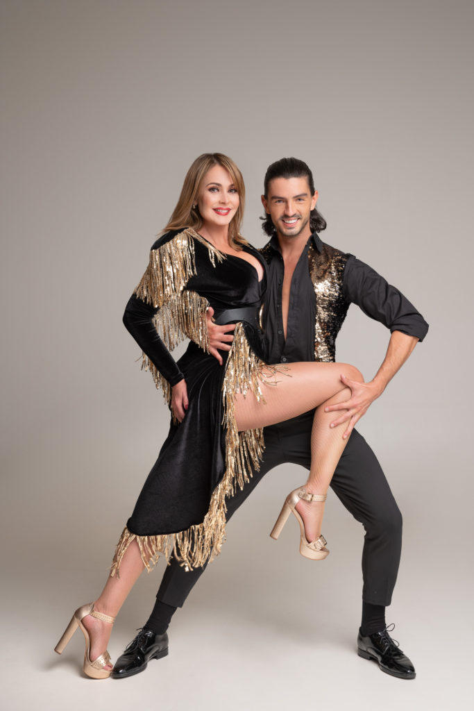 Gabriela Spanic a Dancing with the Stars műsorban