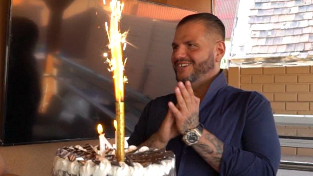 Emilio születésnapja