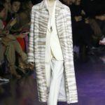 Boss zebracsíkos kabát