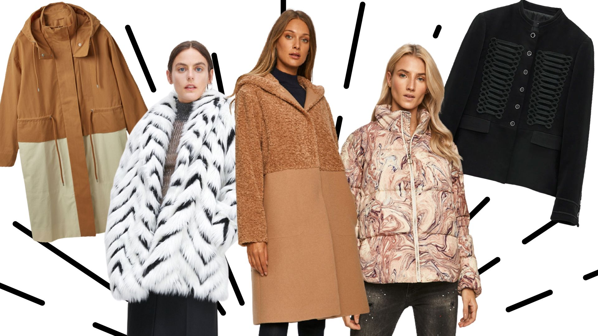 10 kockás kabát, ami bizonyítja, hogy ez a tél