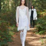 fehér ruha Burberry