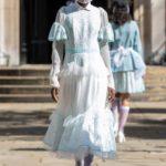 fodros fehér ruha Bora Aksu
