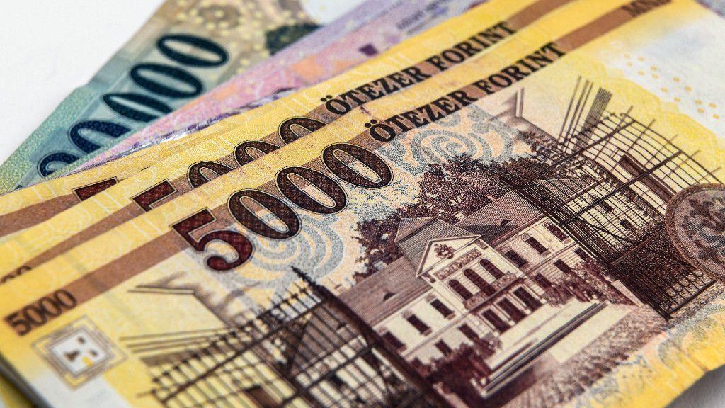 Forint bankjegyek
