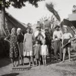 Vidéki paraszt család - 1943