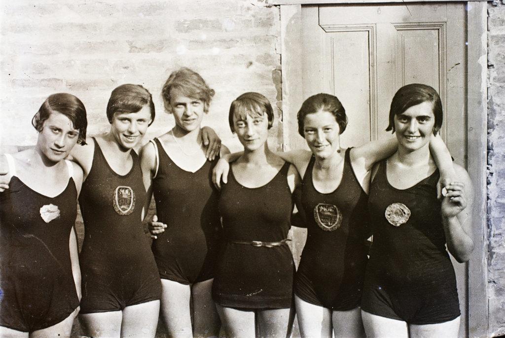 úszóverseny 1925