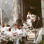 virágcsokor 1988-ból