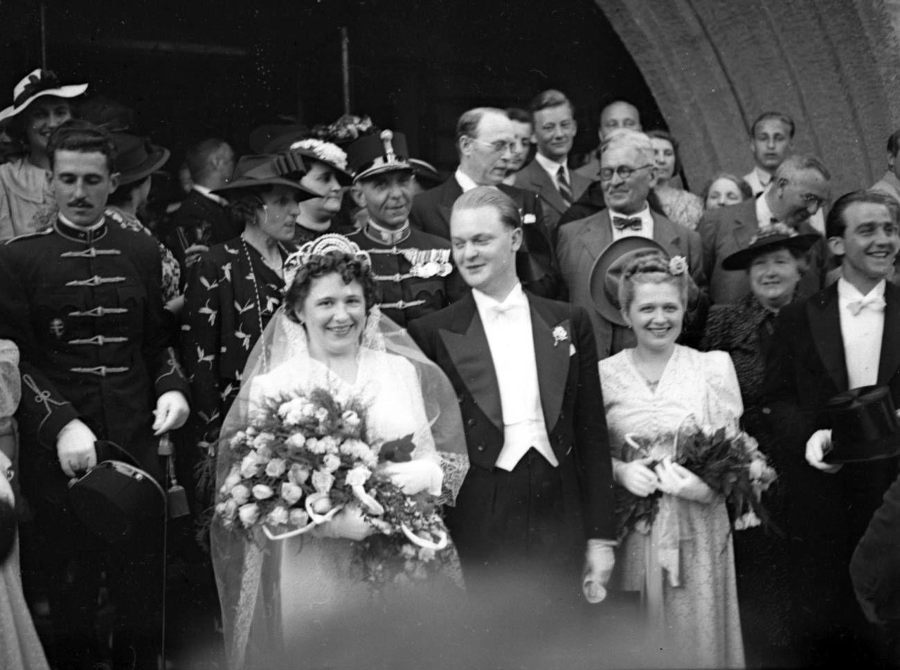Esküvő 1939-ben