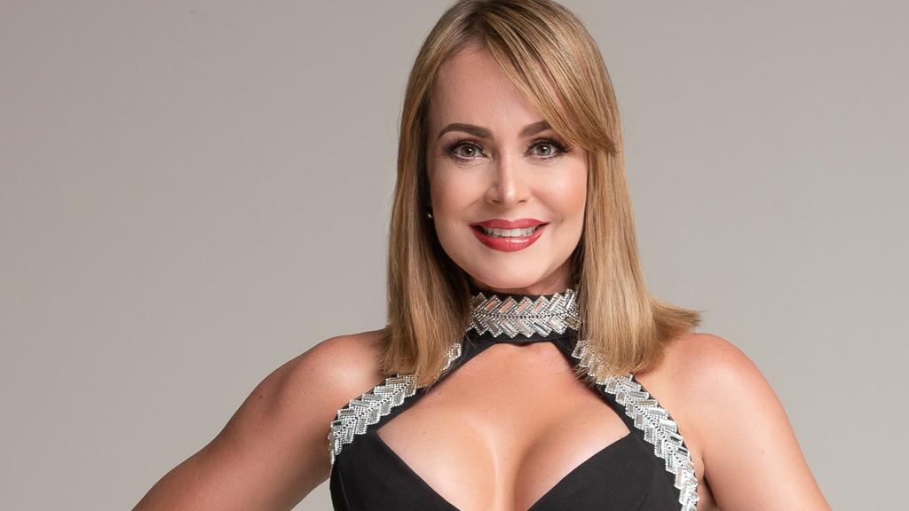 Gabriela Spanic a Dancing with the Stars versenyzője