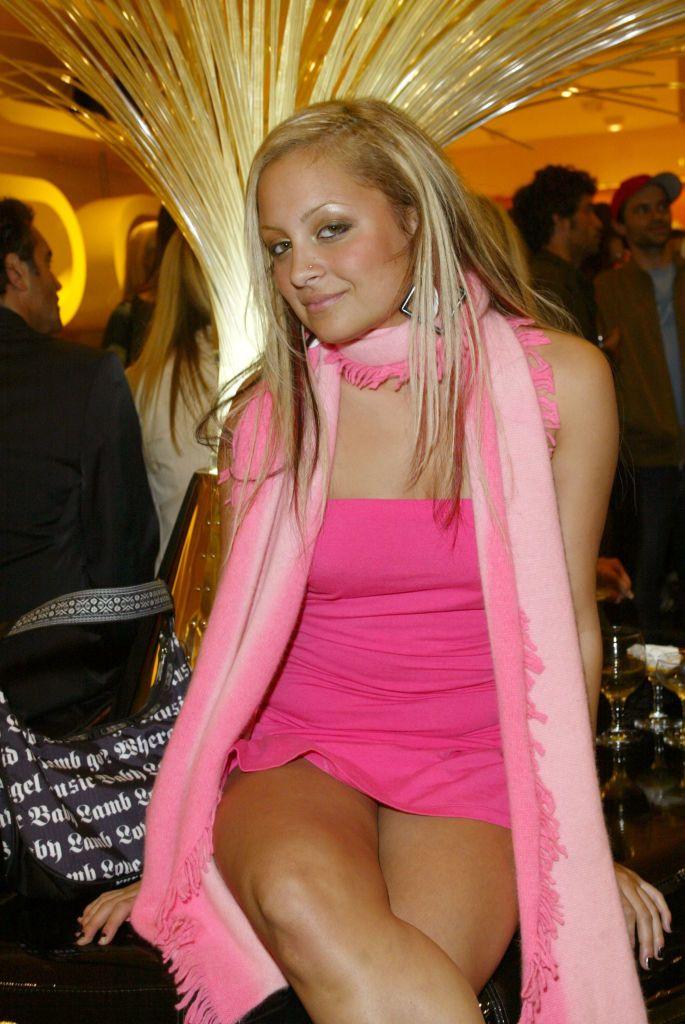 Nicole Richie (Fotó: Donato Sardella/WireImage)