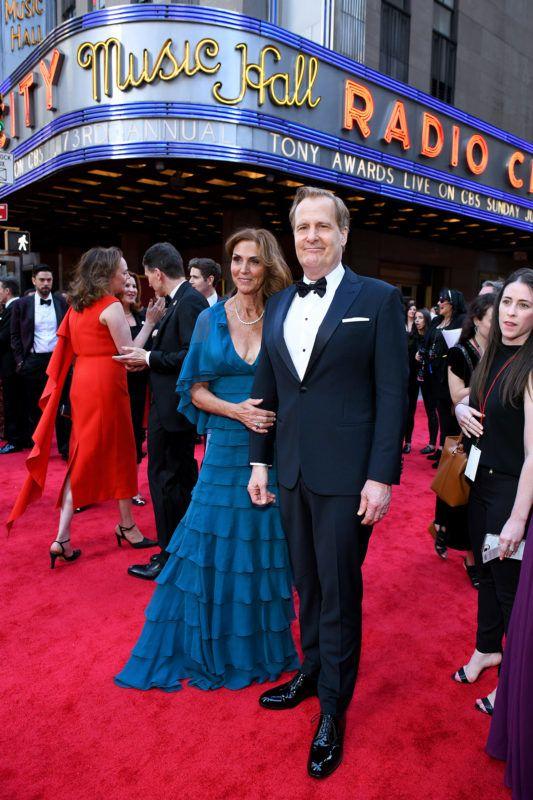 Kathleen Rosemary Treado és Jeff Daniels