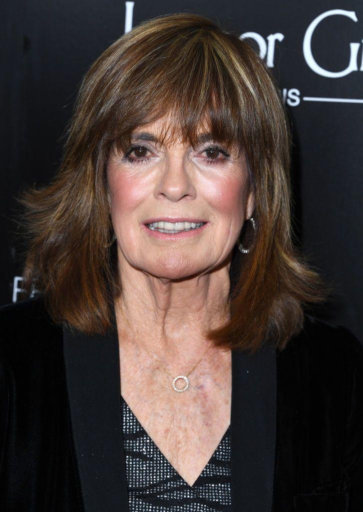 Idén februári fotó a színésznőről