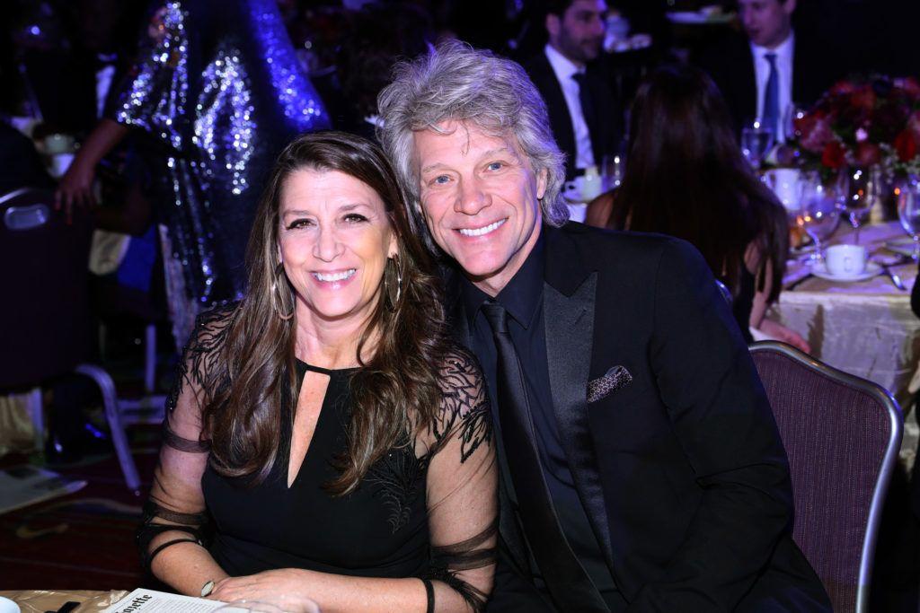 Dorothea Hurley és Jon Bon Jovi