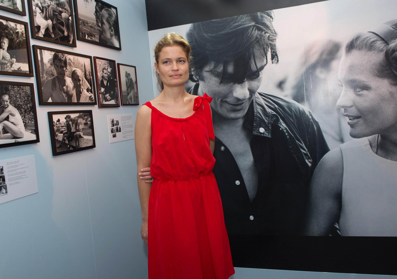 Romy Schneider lánya