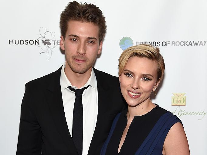 Scarlett és Hunter Johansson