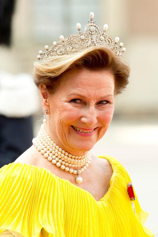 Szonja norvég királyné