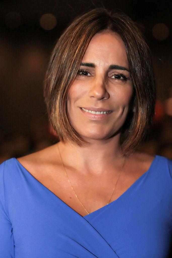 A színésznő a 18. Brazil Filmfesztiválon Párizsban