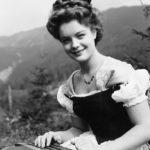 Romy Schneider 1955-ben