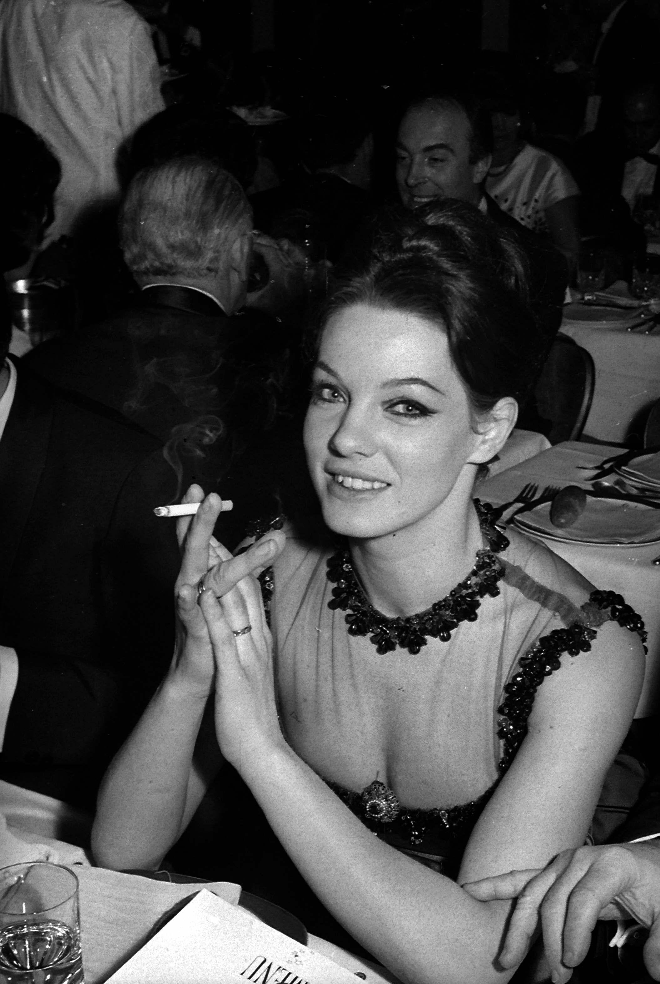 Romy Schneider 1964-ben