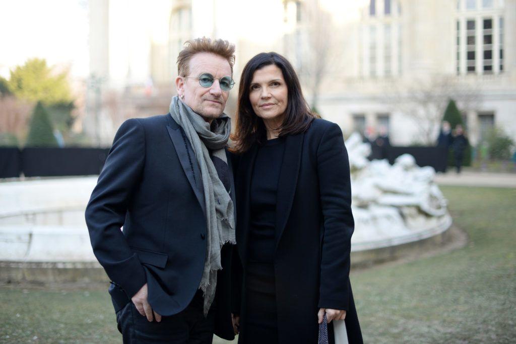Bono és Ali Hewson