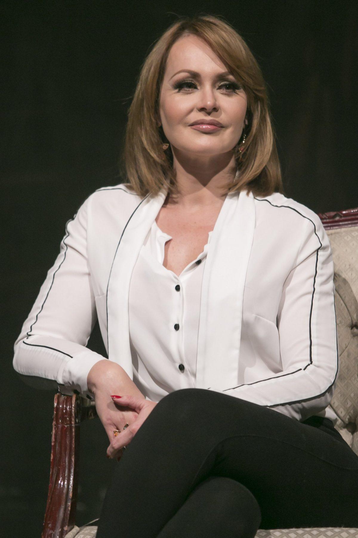Gabriela Spanic 2017-ben egy sajtótájékoztatón.